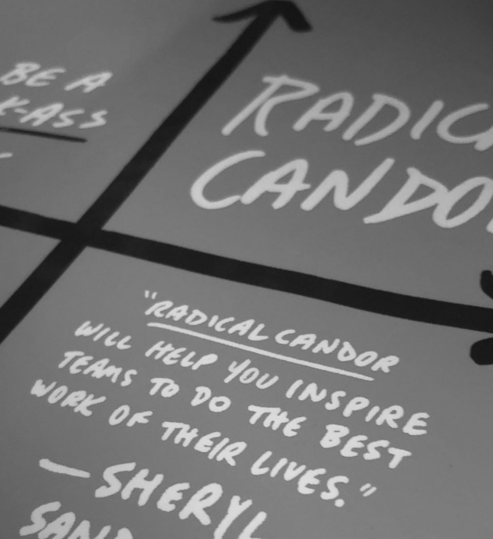 "Buchtipp: ""Radical Candor – Be a kickass boss without losing your humanity"" by Kim Scott"