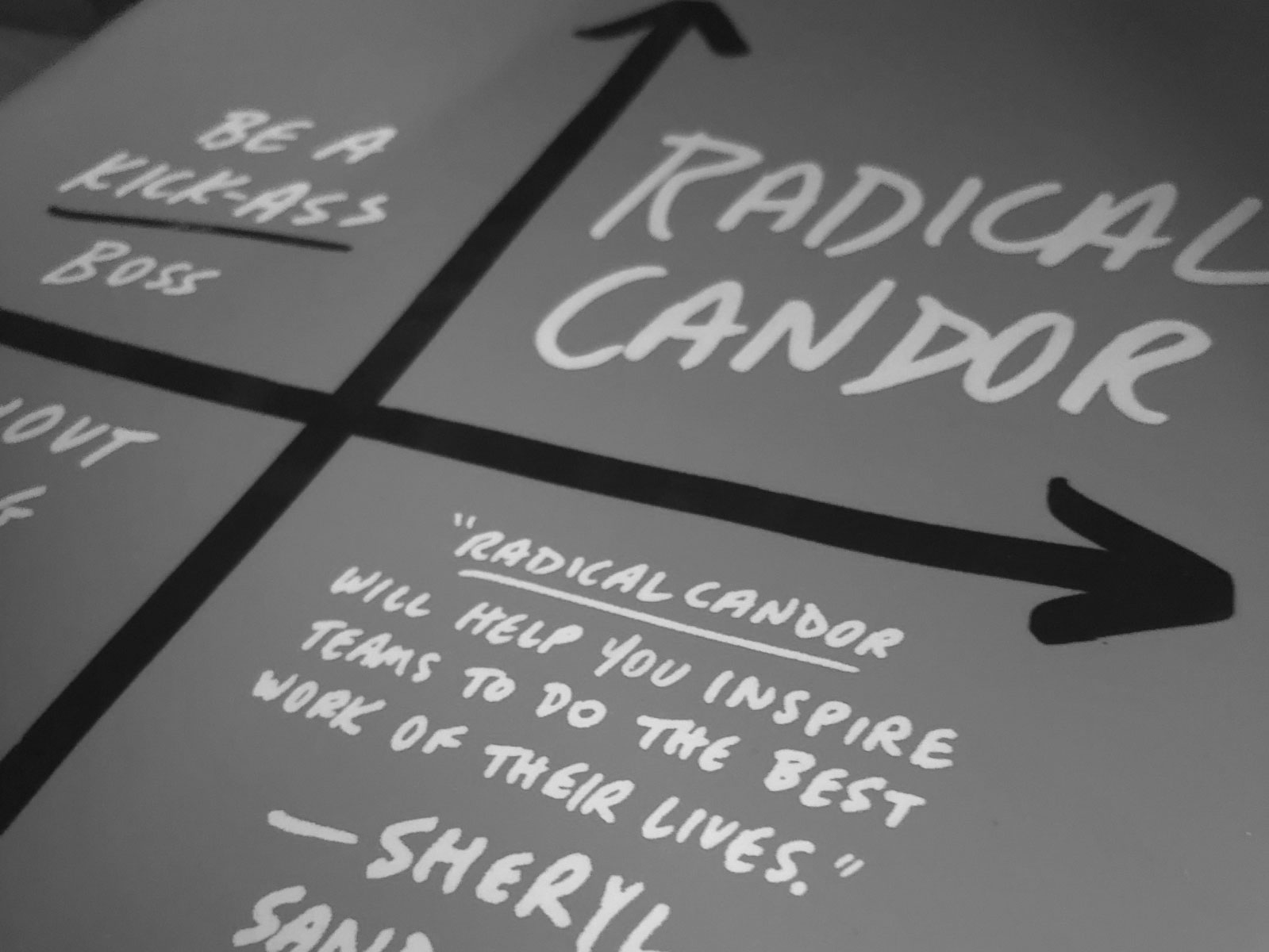 """Buchtipp: """"Radical Candor – Be a kickass boss without losing your humanity"""" by Kim Scott"""